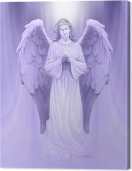 Leinwandbild Engel des göttlichen Lichts