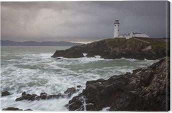 Leinwandbild Fanad Head Lighthouse