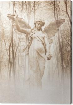 Leinwandbild Forest Angel