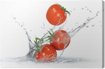 Leinwandbild Gemüse 112