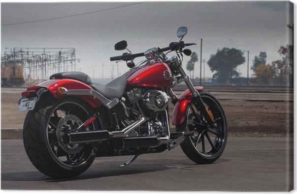 Leinwandbild Harley Davidson - Themen