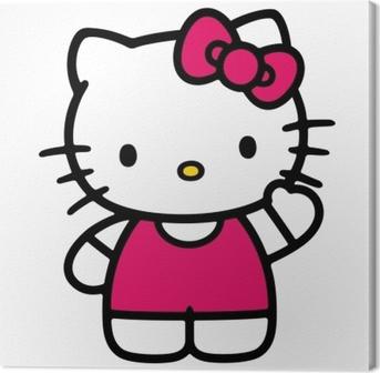 Leinwandbild Hello Kitty