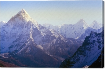 Leinwandbild Himalaya-Gebirge