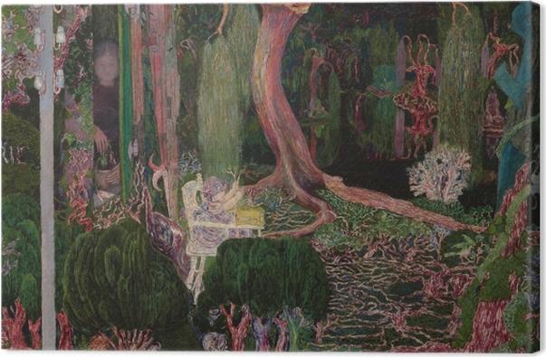 Leinwandbild Jan Toorop - Neue Generation - Reproductions