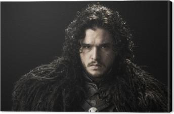 Leinwandbild Jon Snow