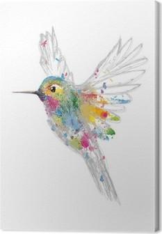 Leinwandbild Kolibri
