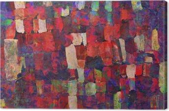 Leinwandbild Kunstmalerei