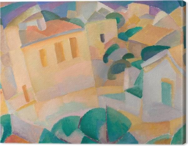 Leinwandbild Leo Gestel - Mallorca - Reproductions
