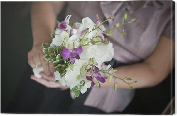 Blumen Lila Hochzeit