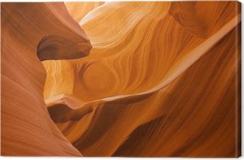 Leinwandbild Lower Antelope Canyon