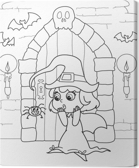 Ausgezeichnet Halloween Haus Malvorlagen Ideen - Ideen färben ...