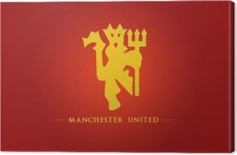 Leinwandbild Manchester United
