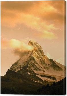 Leinwandbild Matterhorn, Zermatt