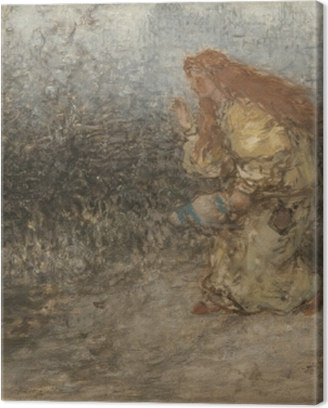 Leinwandbild Matthijs Maris - Märchen - Reproductions