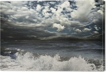 Leinwandbild Meer