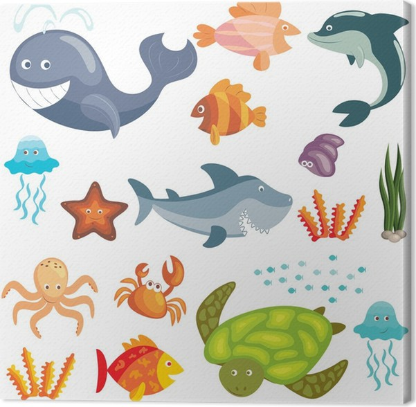 Großartig Meerestiere Zu Färben Ideen - Ideen färben - blsbooks.com