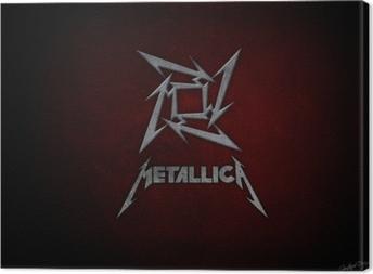 Leinwandbild Metallica