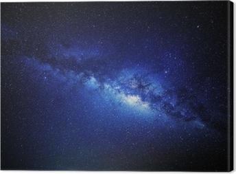 Leinwandbild Milchstraße