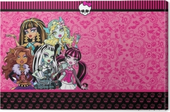 Leinwandbild Monster High