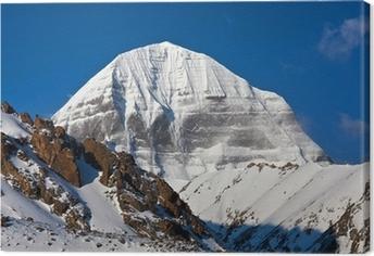 Leinwandbild Mount Kailash in Tibet