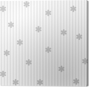 Leinwandbild Muster Streifen Weiß Farben Design Für Stoff, Textil , Mode  Design,