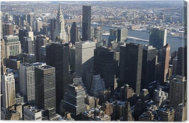 Leinwandbild New york 64 • Pixers® - Wir leben, um zu verändern