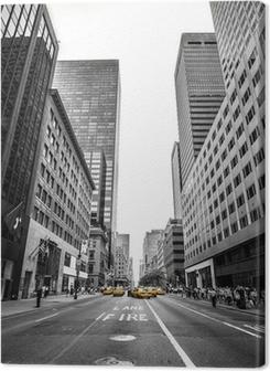 Leinwandbild New York Avenue und