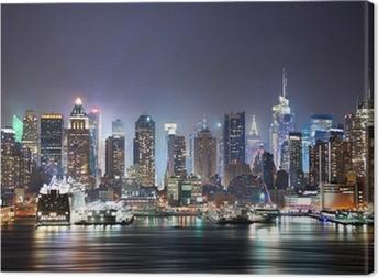 Leinwandbild New York City Times Square