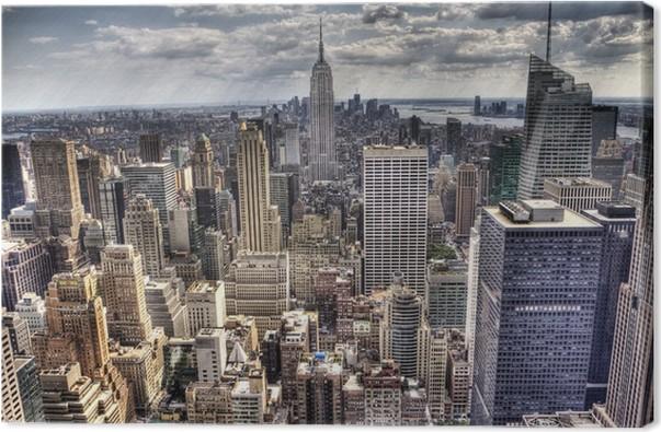 Leinwandbild New York • Pixers® - Wir leben, um zu verändern