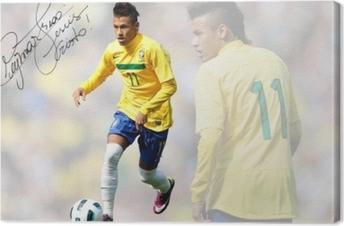 Leinwandbild Neymar