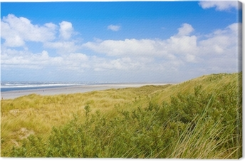 Leinwandbild Nordsee