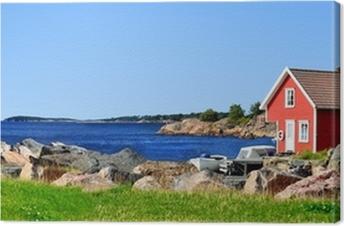Leinwandbild Norwegen