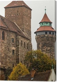 Leinwandbild Nürnberg