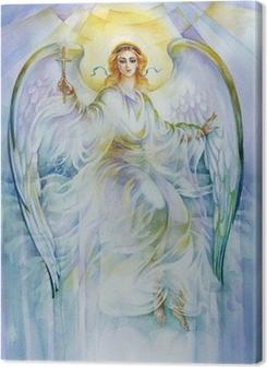 Leinwandbild Painting Collection: Engel