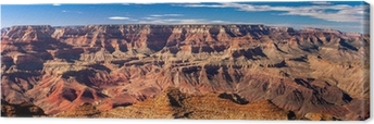 Leinwandbild Panoramic Grand Canyon, USA