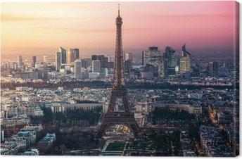 Leinwandbild Paris