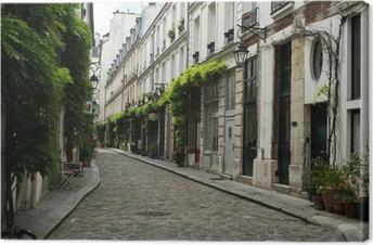 Leinwandbild Pariser Straße