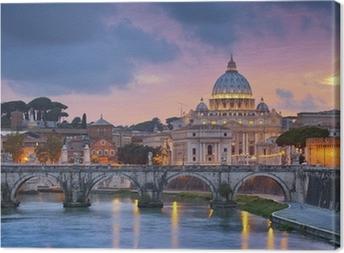Leinwandbild Rom