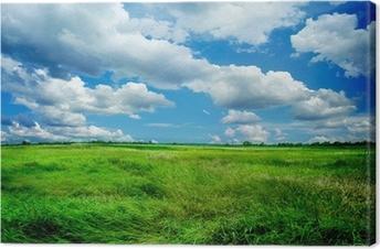 Leinwandbild Schöne Natur, Landschaft,