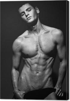 Männer sexy nackte Gay Muskulöse