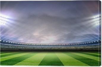 Leinwandbild Stadion