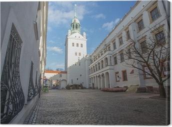 Leinwandbild Stettin - Das Schloss der Pommerschen Fürsten