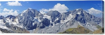 Leinwandbild Südtiroler Dreigestirn - Ortler und König