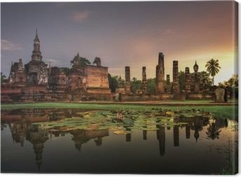 Leinwandbild Sukhothai Historical Park
