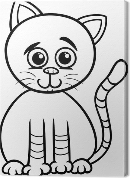 Fantastisch Süße Katze Druckbare Malvorlagen Galerie - Ideen färben ...