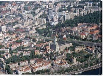 Leinwandbild Szczecin