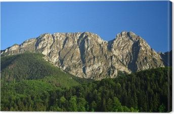Leinwandbild Tatra Giewont