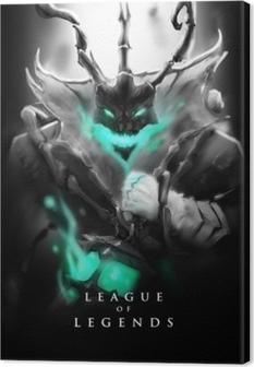 Leinwandbild Thresh - League of Legends