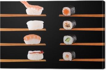 Leinwandbild Traditionelle japanische Küche