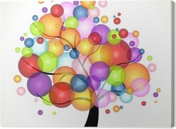 Leinwandbild TREE OF LIFE